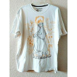 Disney Studio Collection Baloo Sketch T-Shirt